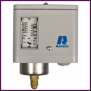 Pressostat Ranco haute pression
