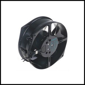 Ventilateur oval Ebmpapst W2S130-AA03-01 45 W 150 mm