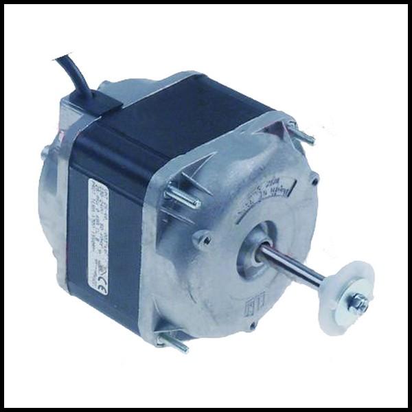 Moteur de ventilateur ELCO VNT25 40 716 25 W axe 40 mm