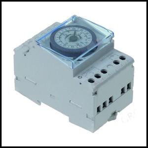 Horloge de d givrage hager flash 1 relais for Thermostat chambre froide