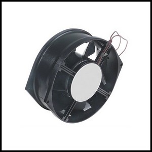 Ventilateur oval 40/46 W 172 mm