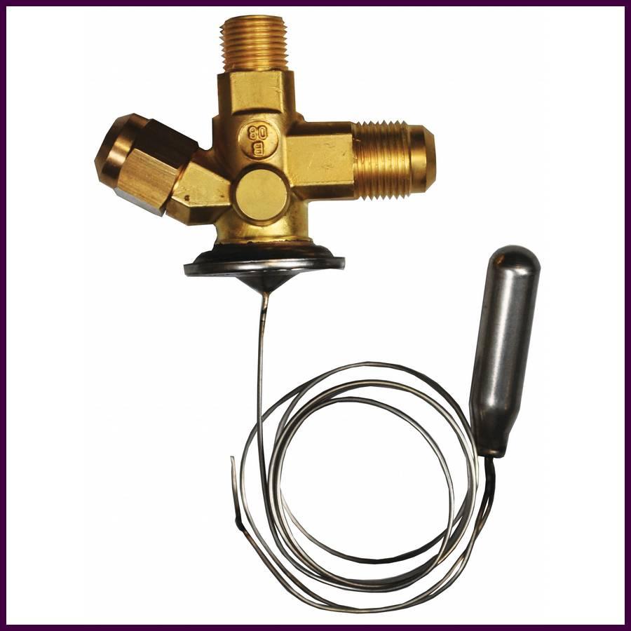 D tendeur thermostatique castel eb tes2 r404a et r507 for Thermostat chambre froide