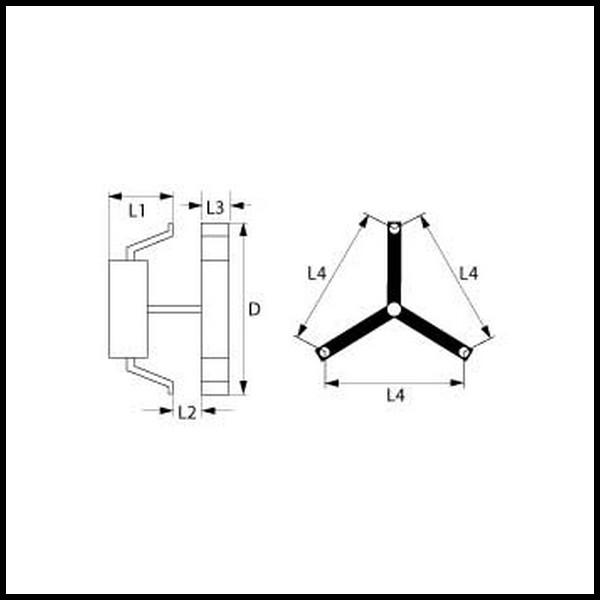 ventilateur de four ebm papst rrc140  0024a18