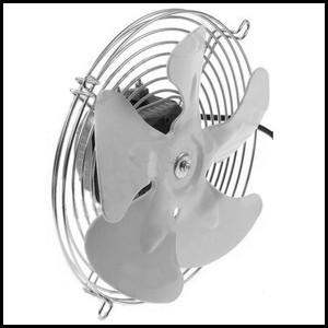 Ventilateur avec grille e pieces froid h lice 254 mm - Ventilateur chambre froide ...