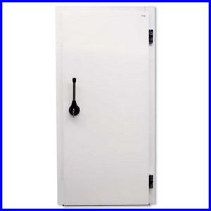 Porte de chambre froide en abs blanc for Thermostat chambre froide