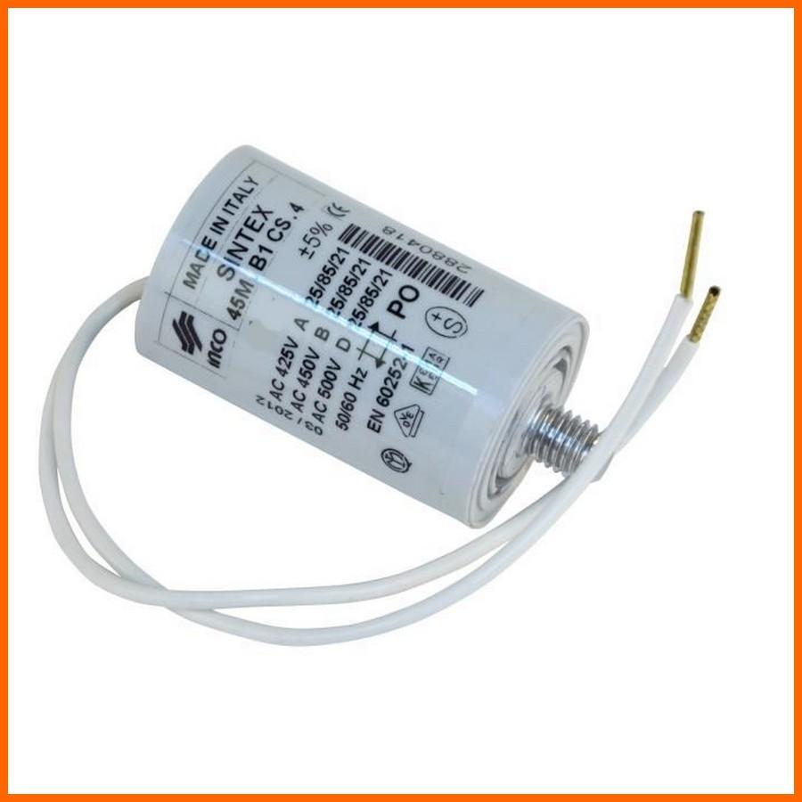 condensateur de demarrage