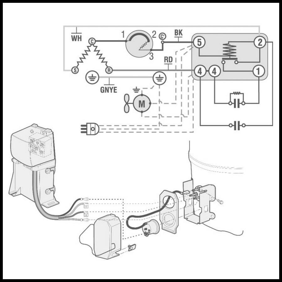 compresseur frigorifique embraco aspera t2178gk